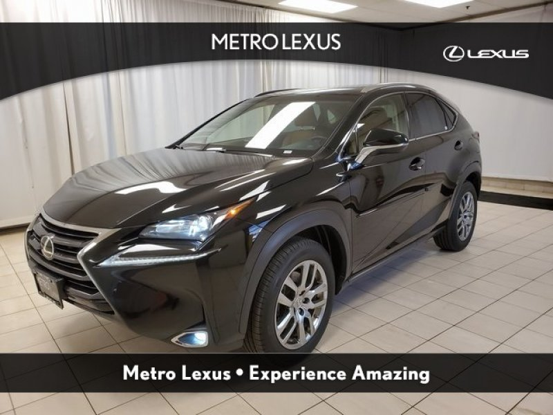 Photo Used 2015 Lexus NX 200t AWD for sale