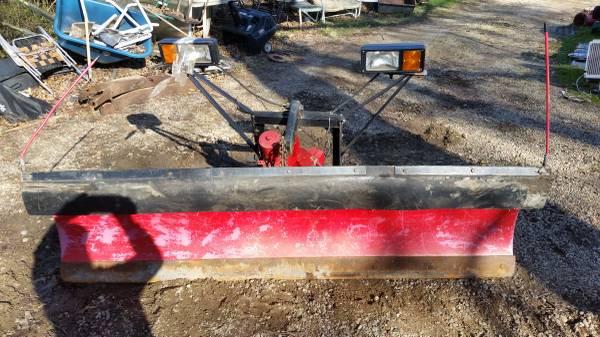 Photo Western snow plow - $400 (Berea)