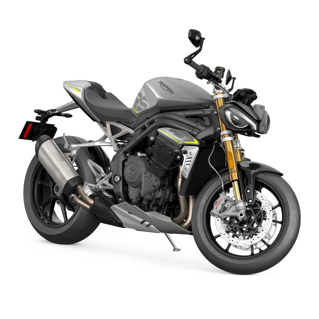 Photo 2021 Triumph Speed Triple 1200 RS $18300