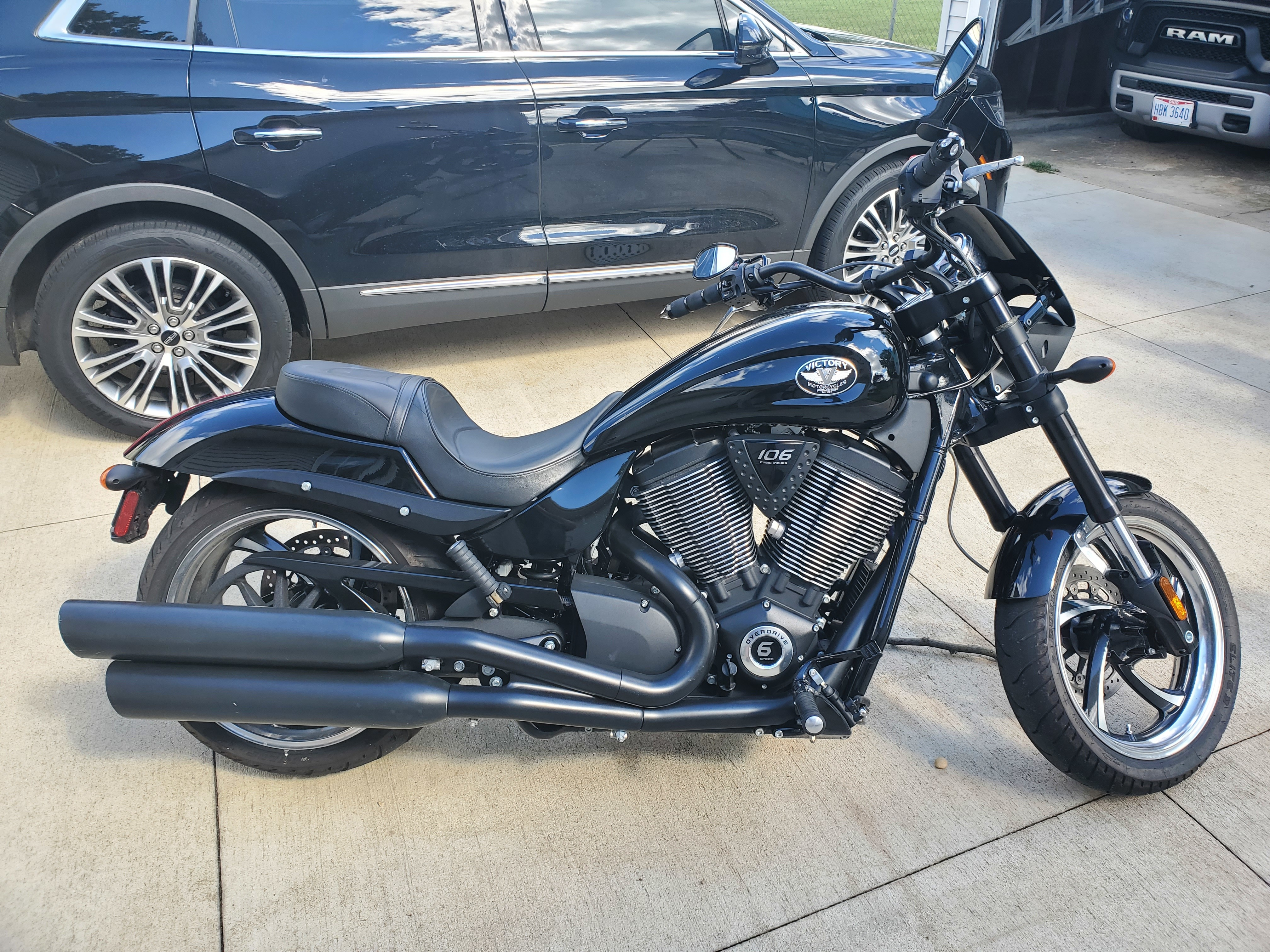 Photo Used 2012 Victory Cruiser Motorcycle  $8500