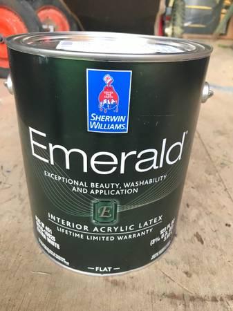 Photo .. paint ..sherwin williams ...39 look 39 ... - $20 (westside suburb)