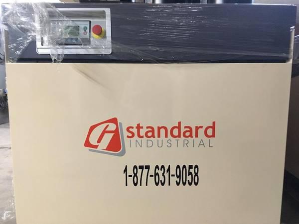 Photo 10, 15, 25, 30 and 50 Hp Air Compressor - $2,999 (Clovis)