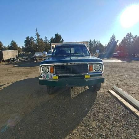 Photo 1978 Dodge 3500 Dually 4x4 - $12,000 (Clovis)