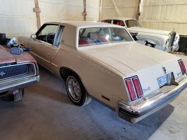 Photo 1979 oldsmobile cutlass calais 36k miles - $11,000 (Amarillo)