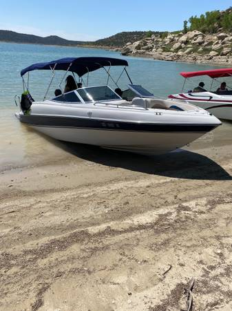 1996 FourWinns 20.5 boat - $11,000 (Albuquerque)