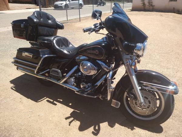 Photo 1998 Harley Davidson Electra glide - $7,900 (Albuquerque)