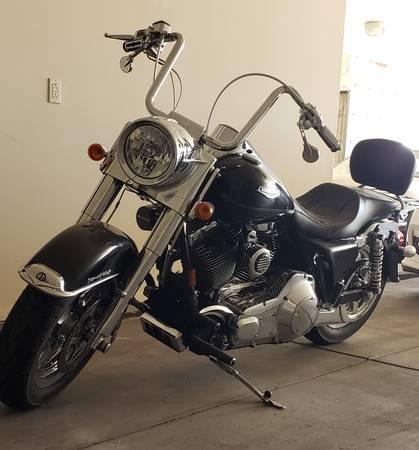 Photo 2004 Harley Davidson Road King - $5,200 (Santa Fe)