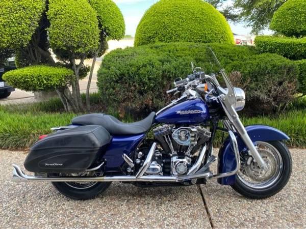 Photo 2007 Harley-Davidson FLHRS Road King Custom - $7,984 (Harley-Davidson FLHRS Road King Custom)