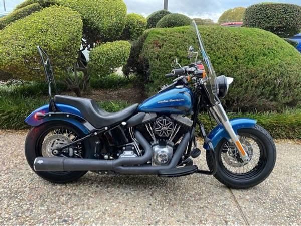 Photo 2014 Harley-Davidson Softail Slim - $11,982 (Harley-Davidson Softail Slim)