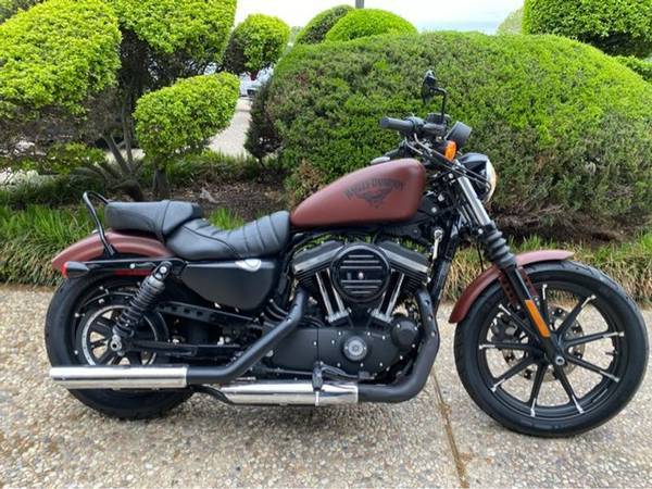 Photo 2017 Harley-Davidson Iron 883 XL883N - $7,981 (Harley-Davidson Iron 883)