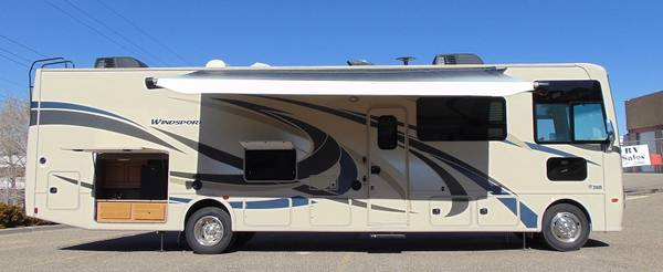 Photo 2017 Thor Windsport 34J - $73,895 (Albuquerque NM)
