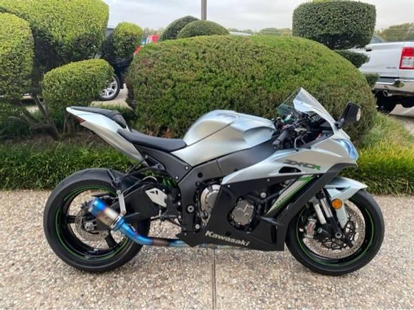 Photo 2018 Kawasaki Ninja ZX-10R - $13,751 (Kawasaki Ninja ZX-10R)