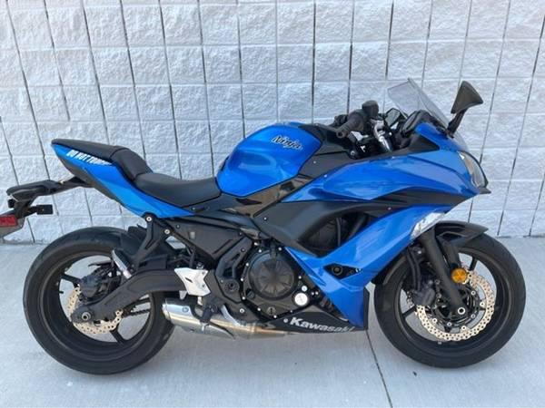 Photo 2018 Kawasaki Ninja  650 - $6,981 (Kawasaki Ninja 650)