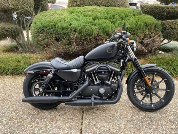 Photo 2019 Harley-Davidson Iron 883 XL883N - $8,992 (Harley-Davidson Iron 883)
