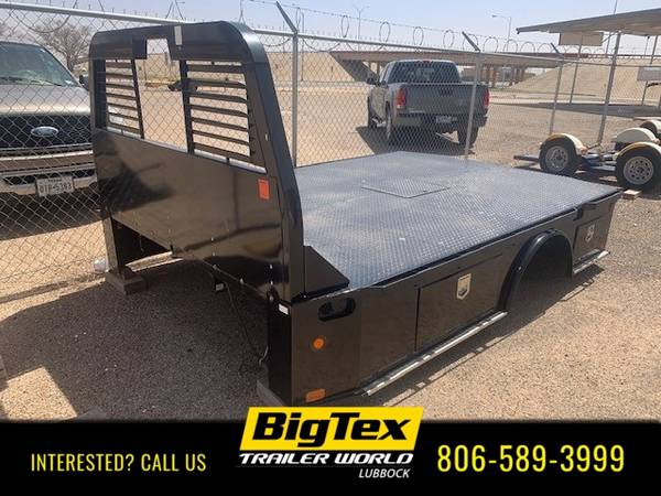 Photo 2019 Ranch Hand 114 Truck Bed - $3,672 (Call (806) 589-3999)