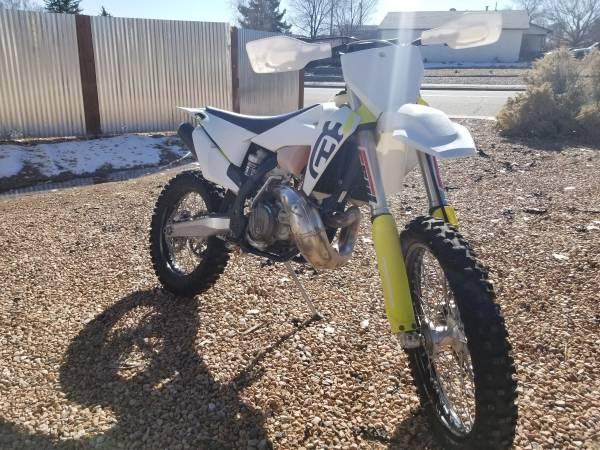 Photo 2019 TX 300 Husqvarna Dirt Bike - $6,900 (Los Alamos)