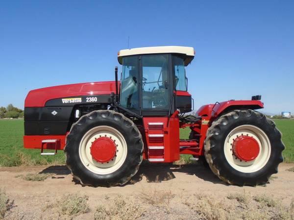 Photo 2360 Versatile Tractor For Sale - $49,500