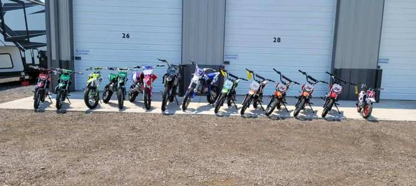Photo Affordable Motorsports Dirt bikes, Pit Bikes, Street bikes, scooters (Albuquerque and surrounding areas)
