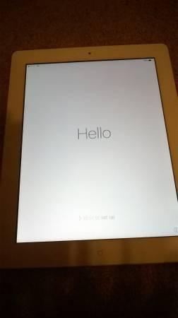 Photo Apple iPad 3, 64 GB, Model A1403 - $60 (NE ABQ)
