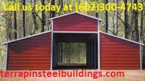 Photo Best Steel Carport, Garage, Shed, Shop, Barn Colorado and New Mexico - $1
