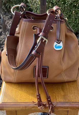 Photo Dooney and Bourke Drawstring Handbag - $70 (ALBUQUERQUE)