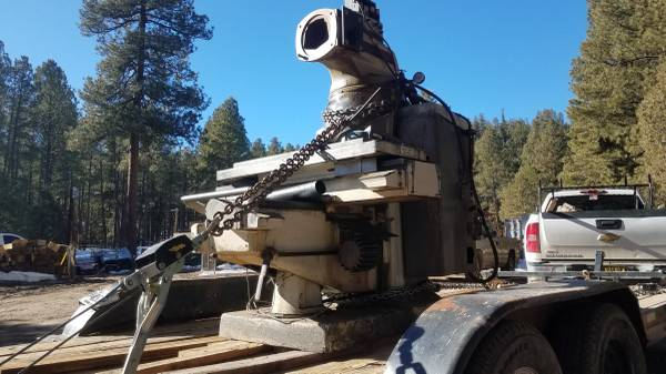 Photo Heavy CNC Bridgeport Series II Milling Machine OBO MAKE OFFER - $4,000 (Jemez Springs WILL DELIVER)