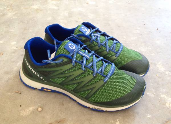 Photo Merrell Bare Access XTR Trail-Running Shoes - Men39s 9 - NEW - $50 (Santa Fe)