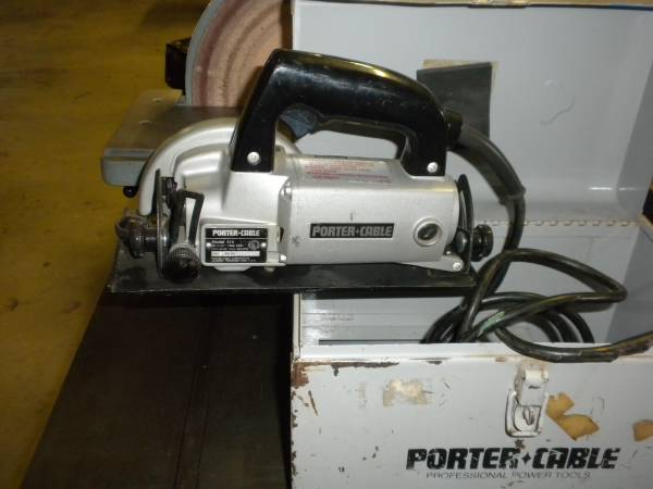 Photo Porter cable trim saw - $95 (Amarillo)