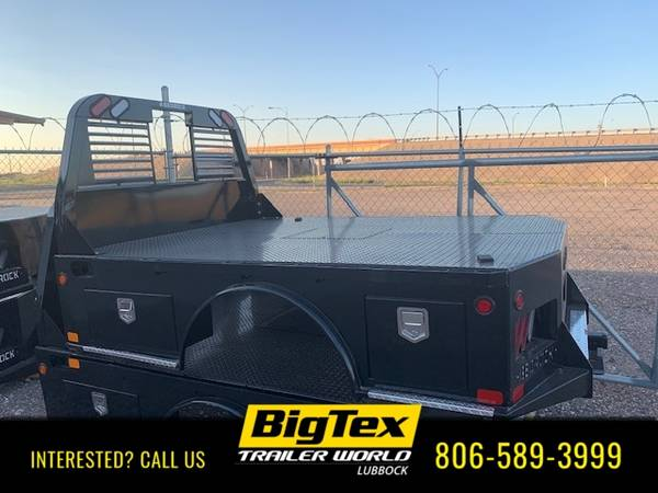 Photo Ranch Hand Truck Bed - $3,672 (Call (806) 589-3999)