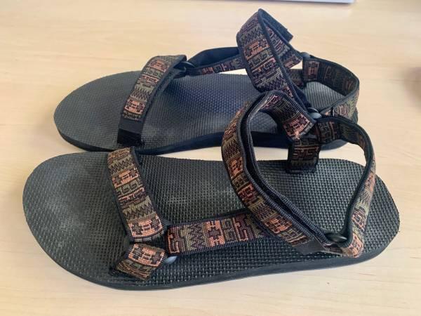 Photo Teva Sandals Mens 12 New - $30 (Hoffmantown)