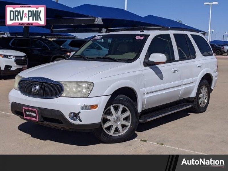 Photo Used 2004 Buick Rainier AWD w Convenience Package for sale
