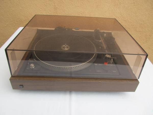 Photo Vintage Dual 1257 Turntable Made in Germany - $165 (santa fe)