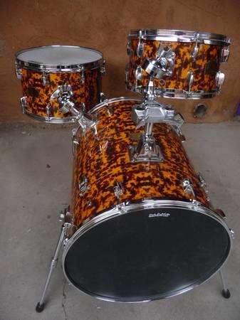 Photo Yamaha Hip Gig Al Foster Sr. DRUM SET - $875 (Santa Fe)