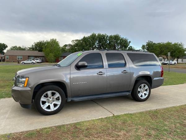 Photo gtgtgt $2,500 DOWN  2014 CHEVY SUBURBAN LT  GREAT FAMILY SUV  - $2,500 (www.DEPOTAUTOSALES.com)