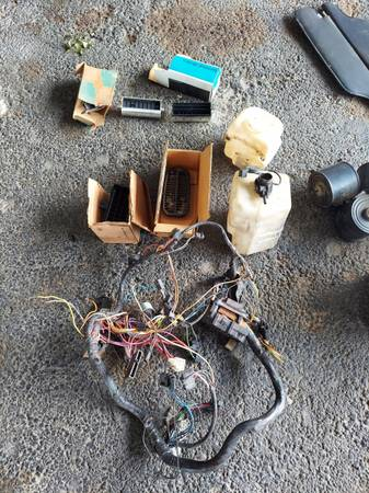 Photo 1970-72 Chevelle Parts - $125 (College Station)