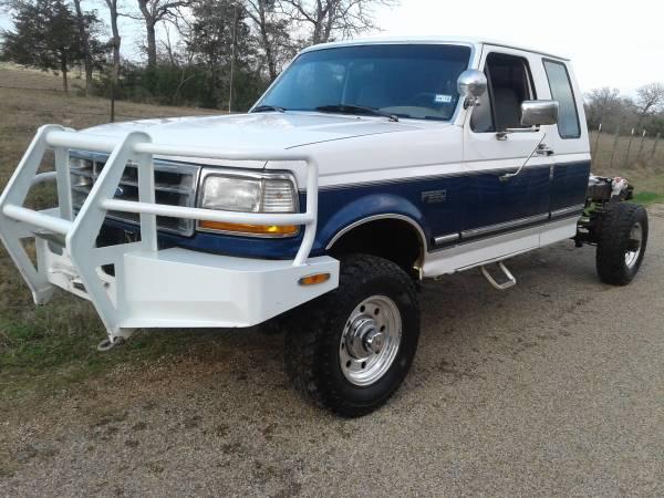 Photo 1997 ford f250 heavy duty - $4000