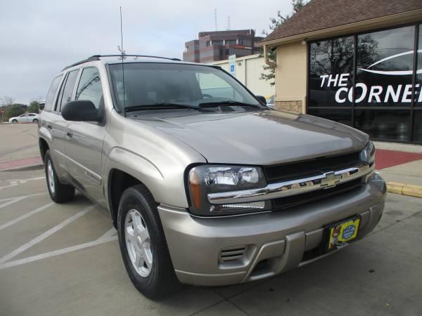Photo 2002 CHEVY TRAILBLAZER $5995 - $5995 (BRYAN)