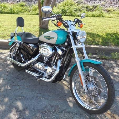 Photo 2005 Harley Sportster XLH 1200 Custom - $5,200 (Waco)