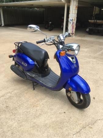 Photo 2006 Yamaha Vino 125cc - $1,800 (Bryan)