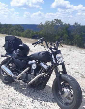 Photo 2014 Sportster 48 Hot Rod - $7,500 (South Austin)