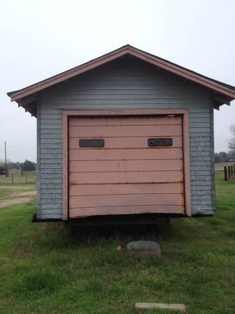 28x12 Portable Building - $3000 (Giddings, Texas)   Garden ...
