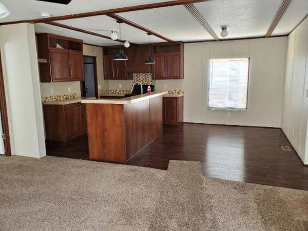 Photo Bank repo used mobile home for sale, 3 bed double wide, (Deliver to your land anywhere in TEXAS)