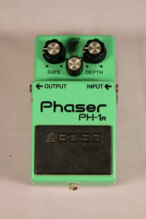 Photo Boss PH-1r Phaser pedal - Vintage 1981 - Made in Japan - $140 (College Station)
