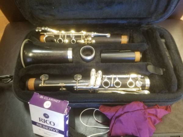 Photo Buffet Cron Bb clarinet GERMANY - $400 (Houston)