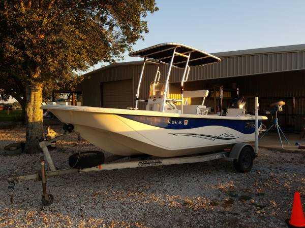 Photo Carolina Skiff 198 DLV 2016 boat - $19,500 (Needville)