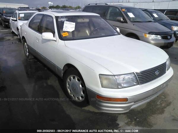 Photo Lexus LS400 (Houston)