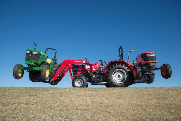 Photo Mahindra 4540, 4x4, w loader, Labor Day Special Package Deal - $26,995 (Bastrop - Cedar Creek)