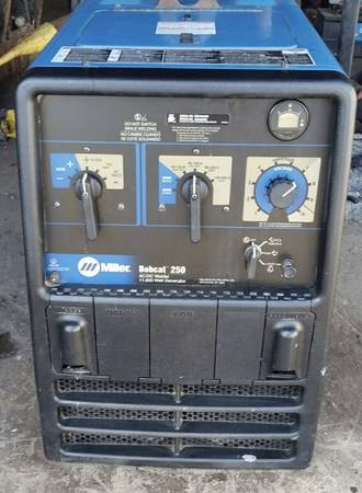 Photo Miller Bobcat Welding Machine we buy - $500 (Houston)