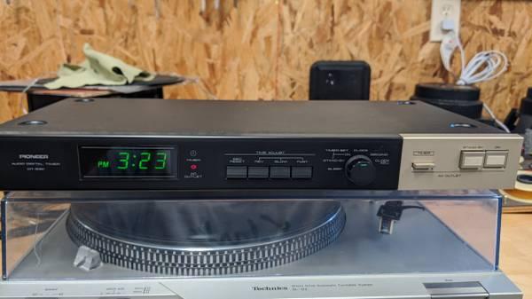 Photo Pioneer Model DT-530 Audio Digital Timer - $40 (College Station)