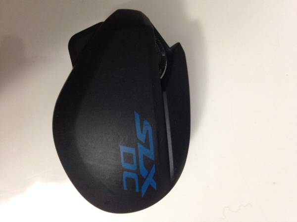 Photo Shimano SLX DC parts (RIGHT-handed) - B SIDE PLATE SUBSTRATE fishing - $150 (College Statin)